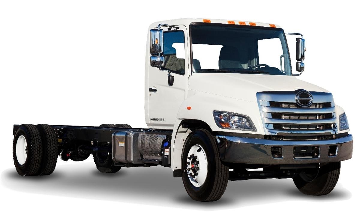 Hino - Expressway Trucks
